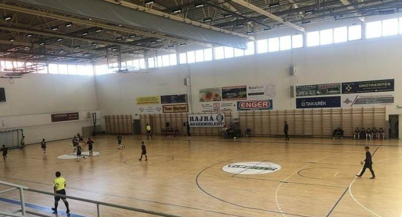 Futsal középdöntő U13