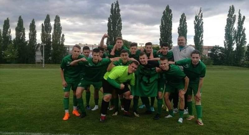 Sopron B - Hévíz ifjúsági mérkőzések