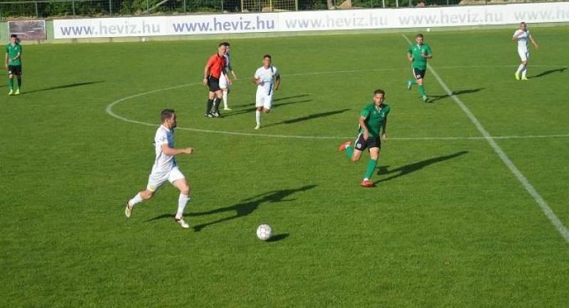 Hévíz SK – Balatonlelle 1:1 (0:0)