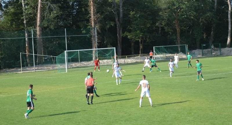 Hévíz SK–Bicskei TC 0:2 (0:1)