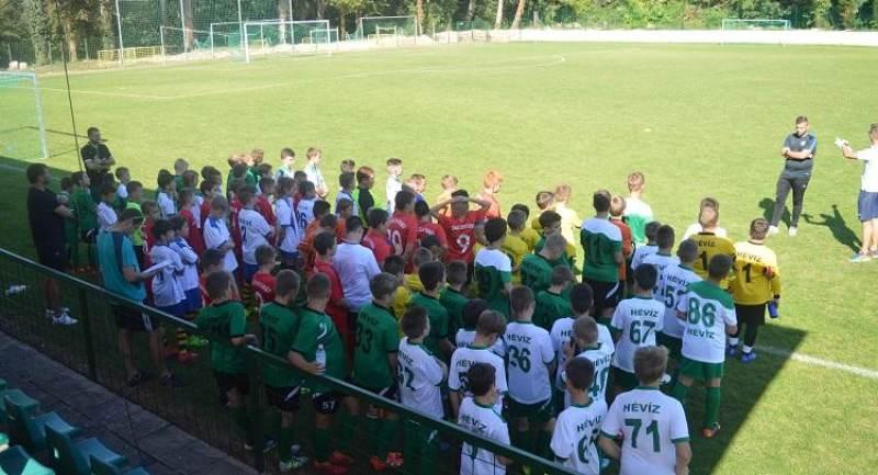 I. Bozsik Csoport Torna Hévíz