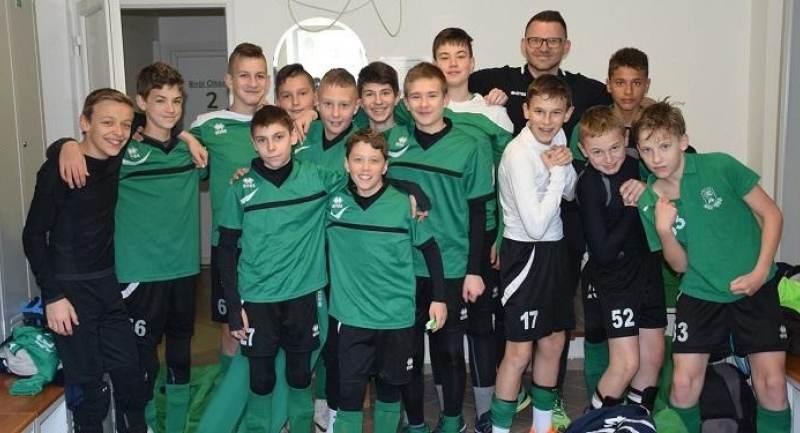 Hévíz - MTE U12-U13 bajnoki mérkőzések