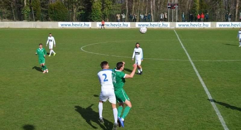 Hévíz SK – III. Ker. TVE 2:3 (1:0)
