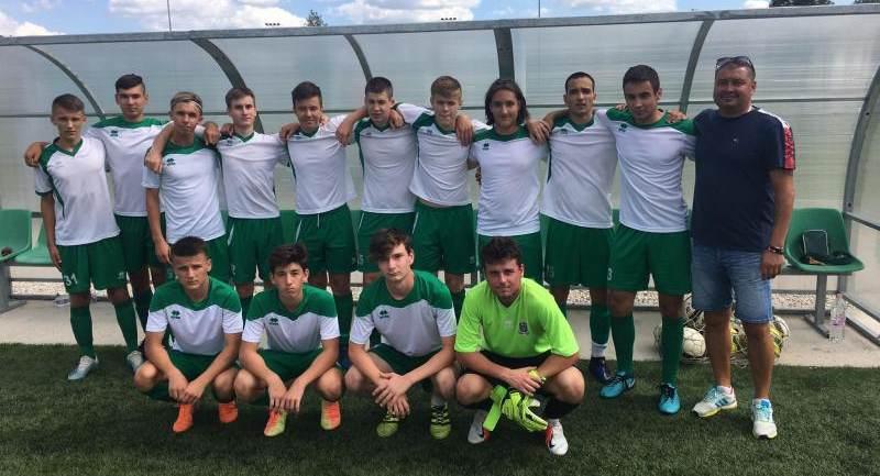 Szombathelyi Haladás VSE - Hévíz SK U19 bajnoki mérkőzés
