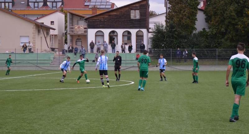 Hévíz SK - Üstökös FC ifjúsági mérkőzések