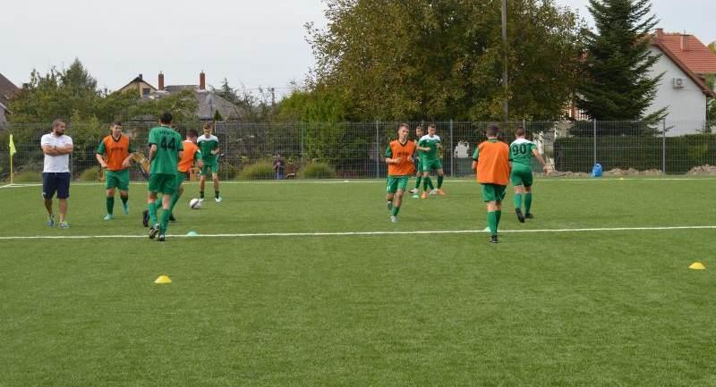 Hévíz SK - Sopron SC ifjúsági mérkőzések