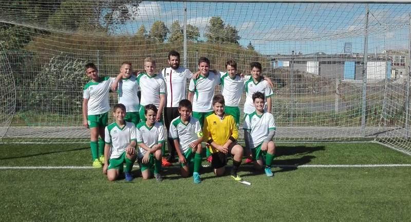 FC Nagykanizsa - Hévíz SK U12-U13 bajnoki mérkőzések