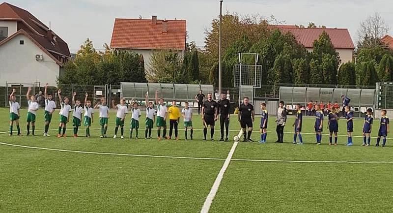 Hévíz SK - Gyirmót SE U12-U13 bajnoki mérkőzés