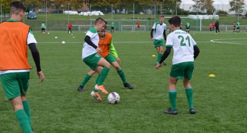 Hévíz SK – FC Ajka ifjúsági bajnoki mérkőzések