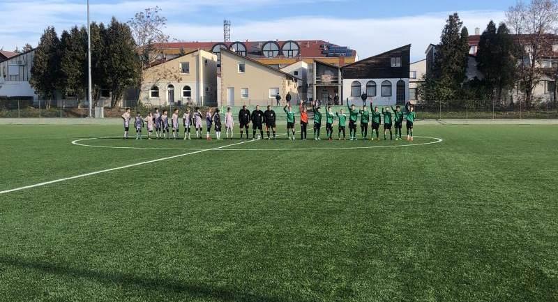 Hévíz SK – Király SE serdülő bajnoki mérkőzések