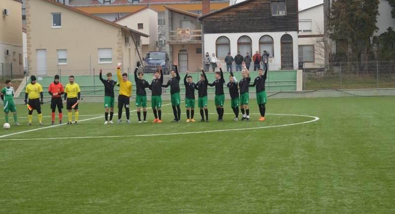Hévíz SK – Sárvár FC ifjúsági mérkőzések