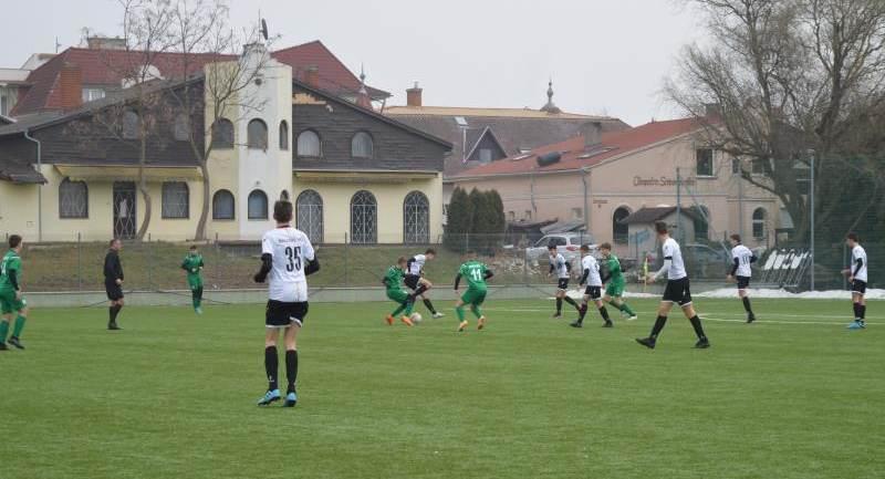 Hévíz SK - Szombathelyi Haladás VSE ifjúsági mérkőzések