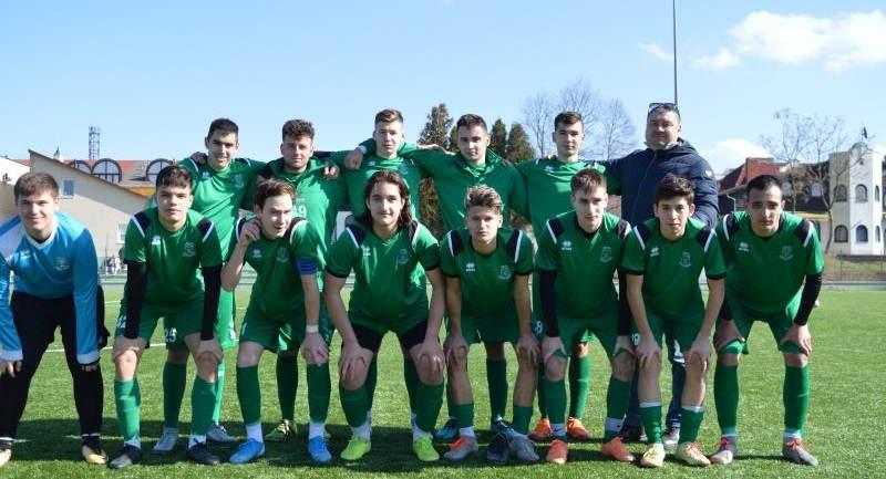 Hévíz SK – Pápai ELC ifjúsági mérkőzések
