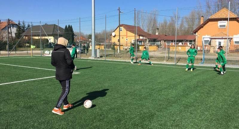 Üstökös FC – Hévíz SK ifjúsági mérkőzések