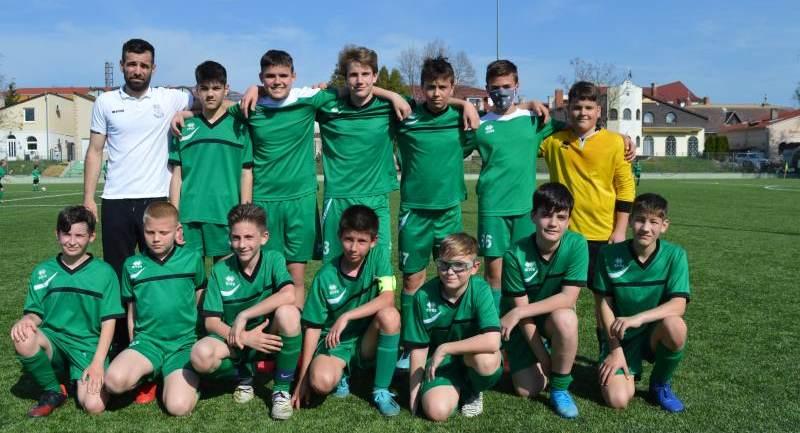 Hévíz SK – FC Nagykanizsa U12-U13 bajnoki mérkőzések