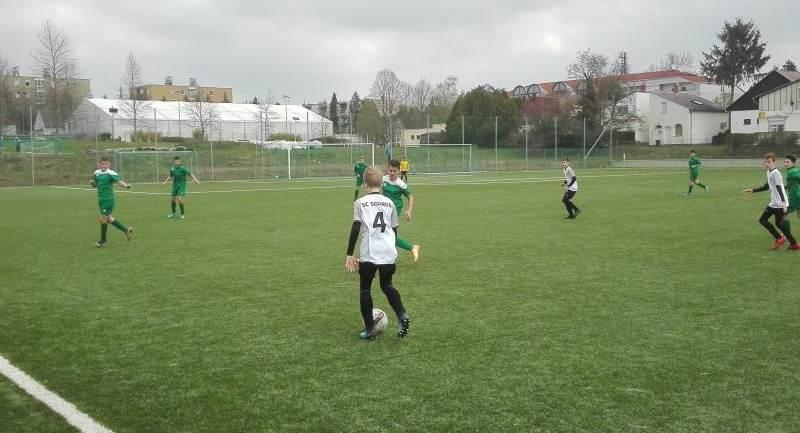 Hévíz SK – SC Sopron U12-U13 bajnoki mérkőzések
