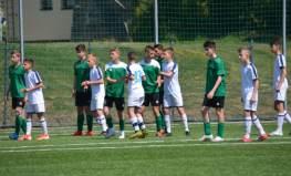Hévíz SK – ZTE FC ZRT. serdülő mérkőzések