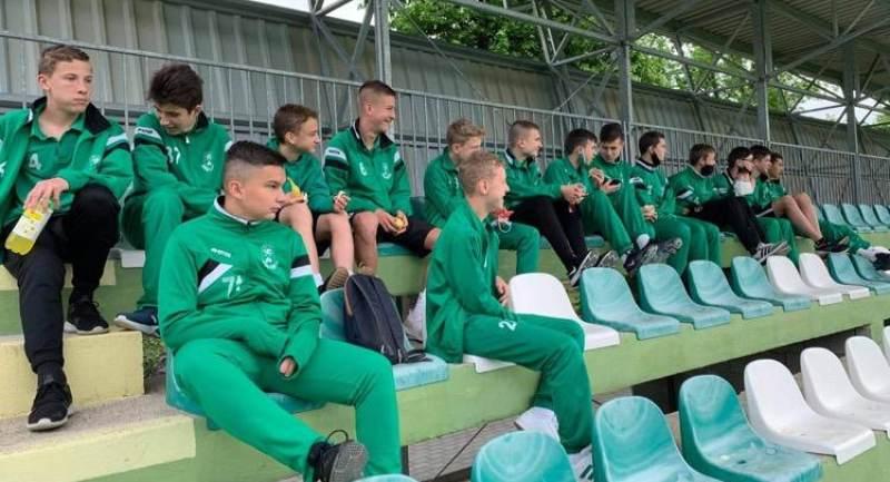 Sárvár FC – Hévíz SK serdülő mérkőzések