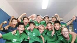 DAC-Utánpótlás FC - Hévíz SK U14 0:4 (0:2)