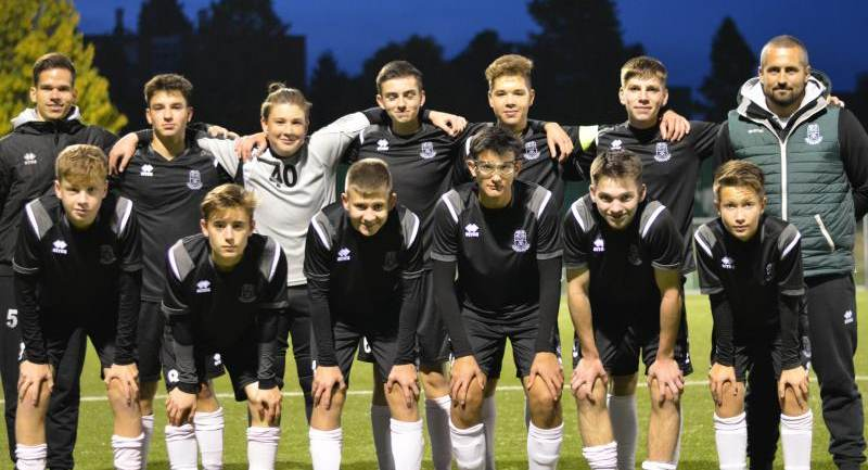 Hévíz SK U16 – Semjénháza SE 23:0 (11:0)