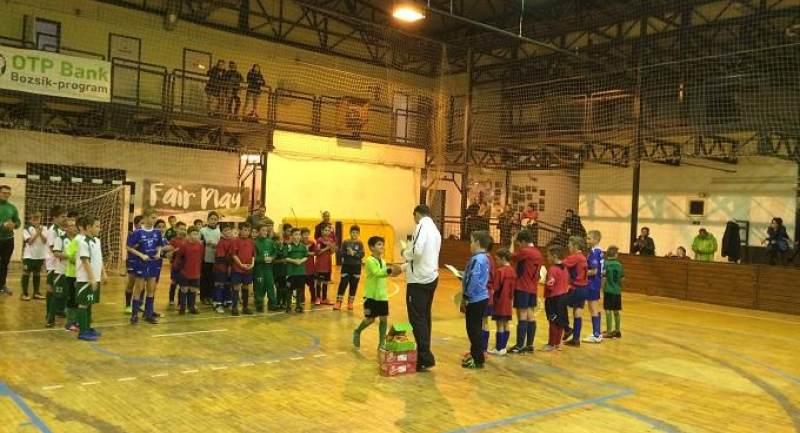 I. Bozsik Futsal Torna Hévíz