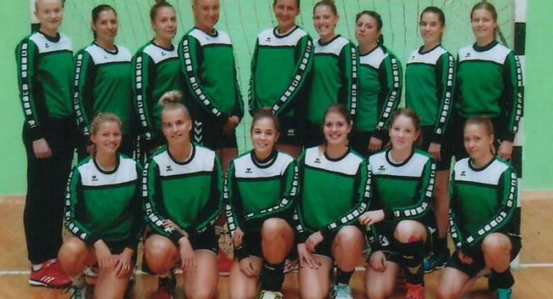 A Hévízi Sportkör Hévíz NB II-es 2017-es ezüstérmes női csapata