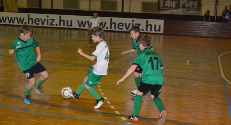 II. Bozsik Alközponti Futsal torna