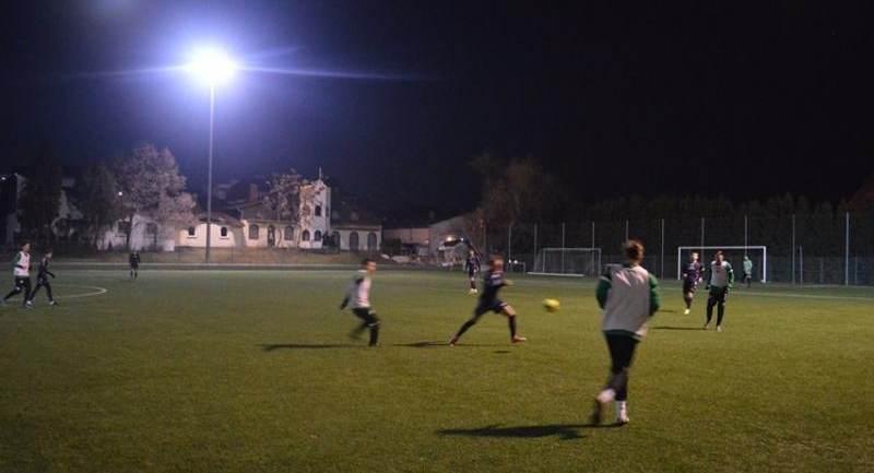 Hévíz SK - Veszprém 0:2 (0:0)
