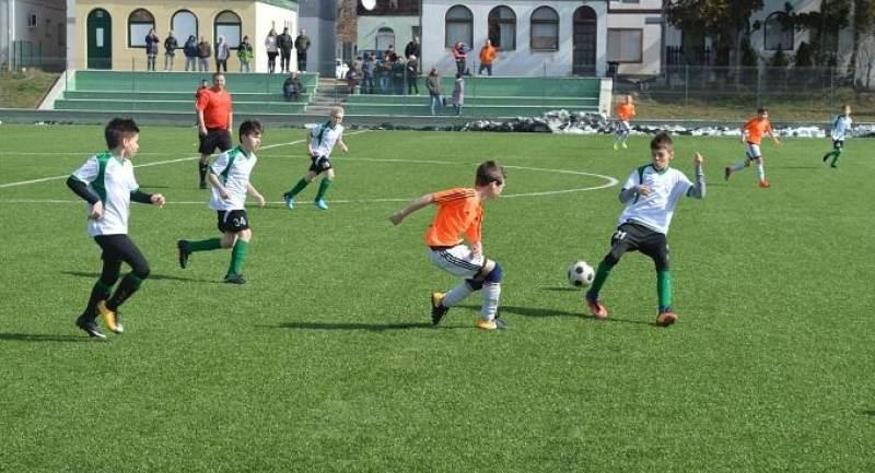 Hévíz - Illés Akadémia U12/U13-as bajnoki mérkőzések