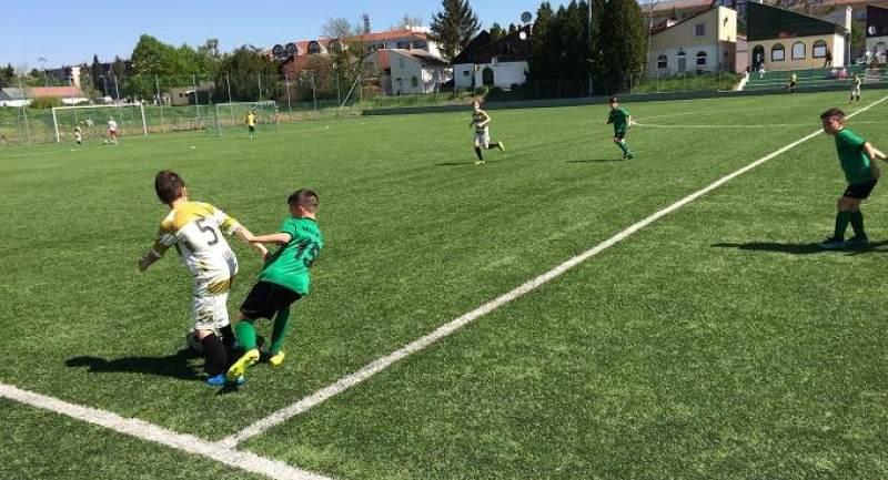 Hévíz - Lurkó U12/13-as bajnoki mérkőzések