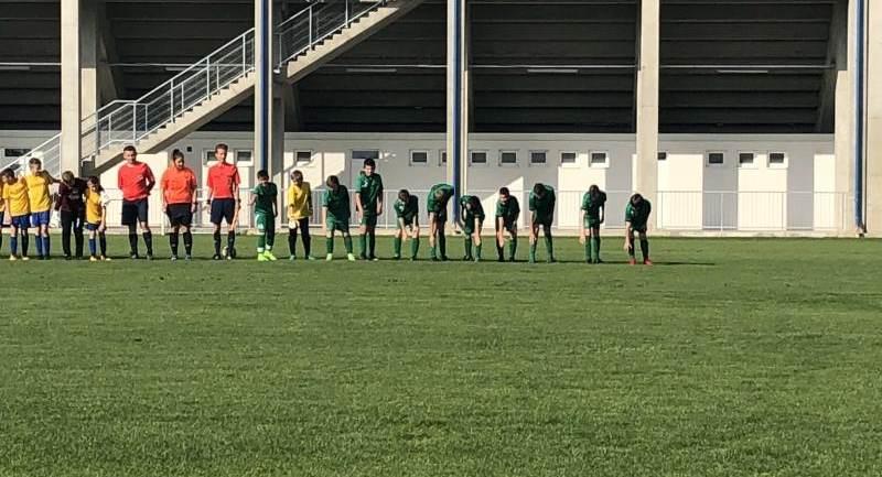 Gyirmót - Hévíz U12/U13-as bajnoki mérkőzések