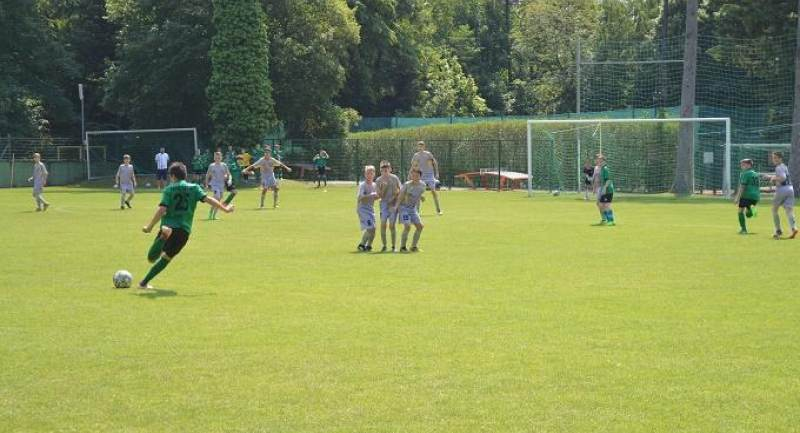 Hévíz - Király U12/U13-as bajnoki mérkőzések