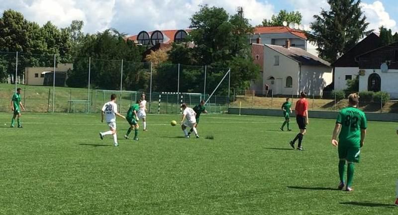 Hévíz - Lurkó ifjúsági mérkőzések