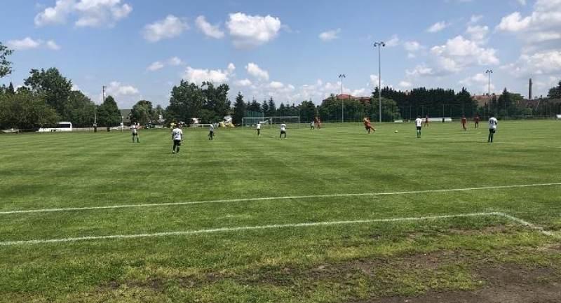 Sopron - Hévíz U12/U13-as bajnoki mérkőzések