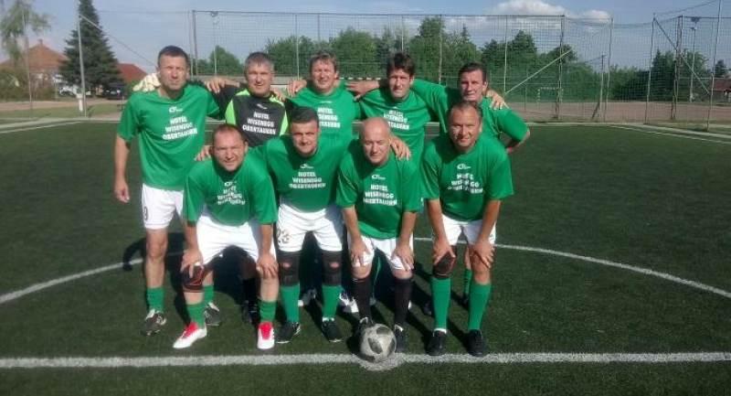 Sopron Médiaválogatott - Hévíz SK öregfiúk mérkőzés