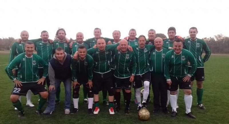 Hévíz SK - Vorhota SC öregfiúk mérkőzés
