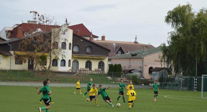 Hévíz - Gyirmót U12/U13-as bajnoki mérkőzések