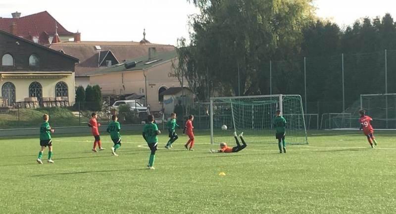 Hévíz - Sopron U12/U13-as bajnoki mérkőzések