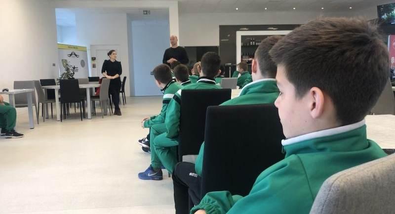 Király - Hévíz U12/U13-as bajnoki mérkőzések